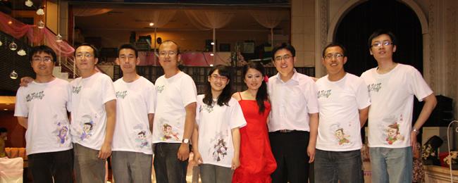 2011年5月28日,千与千寻婚庆主题酒店,猫子婚礼。